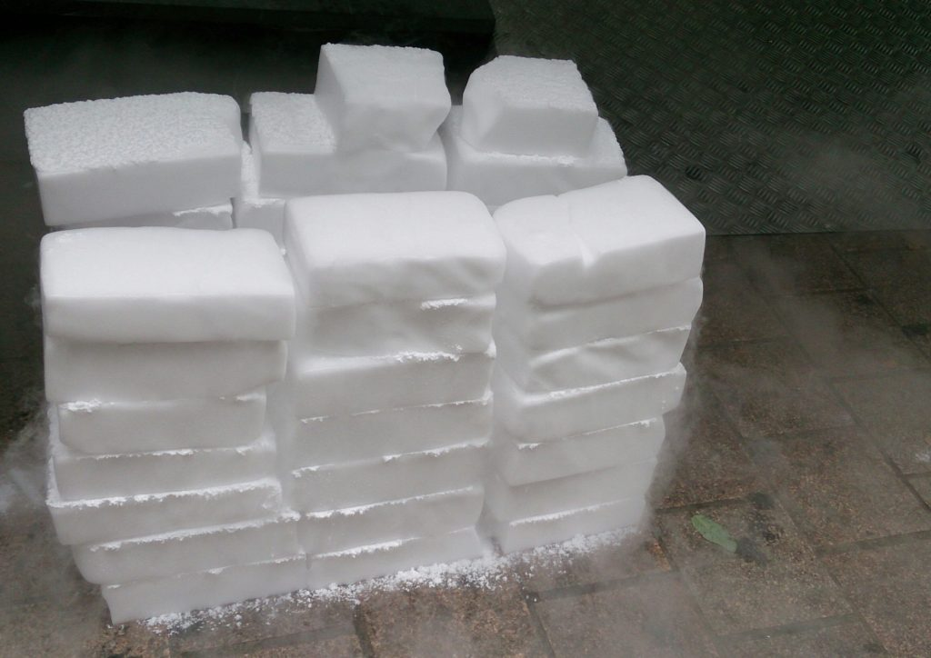 Buy Dry Ice Carmad Leading Dry Ice Supplier For Alberta